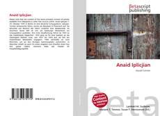 Buchcover von Anaid Iplicjian