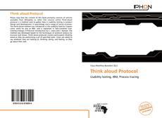 Обложка Think aloud Protocol