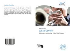 Bookcover of Julián Carrillo