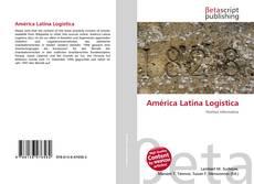 Bookcover of América Latina Logística