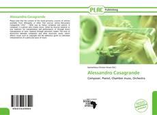 Portada del libro de Alessandro Casagrande