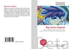 Copertina di Big Comic Original