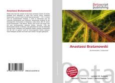 Couverture de Anastassi Bratanowski