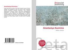 Обложка Anastasiya Kuzmina