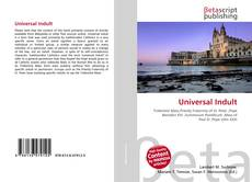 Bookcover of Universal Indult