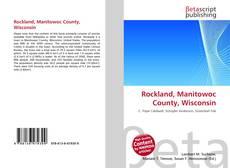 Portada del libro de Rockland, Manitowoc County, Wisconsin