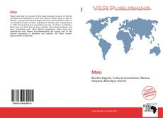 Bookcover of Meo