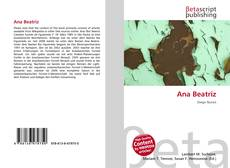Bookcover of Ana Beatriz