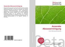 Anaerobe Abwasserreinigung的封面
