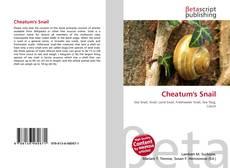 Couverture de Cheatum's Snail