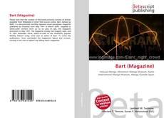 Bart (Magazine) kitap kapağı