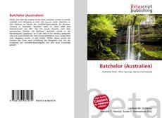 Bookcover of Batchelor (Australien)