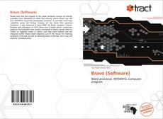 Capa do livro de Bravo (Software)