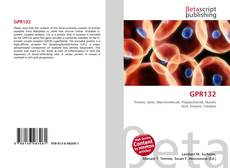 Bookcover of GPR132
