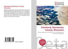 Portada del libro de Cleveland, Manitowoc County, Wisconsin
