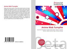 Bookcover of Anime Web Turnpike