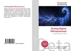 Bookcover of Analog-Digital-Mikroprozessor