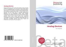 Portada del libro de Analog Devices