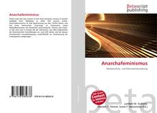 Bookcover of Anarchafeminismus