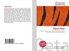 Alpen Rose kitap kapağı