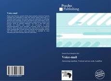 Bookcover of Voice-mail