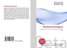 Bookcover of Rockland Aerospace