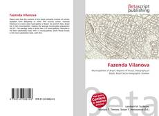 Fazenda Vilanova kitap kapağı