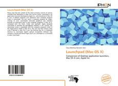 Bookcover of Launchpad (Mac OS X)