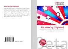 Обложка Alice McCoy (Digimon)