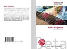 Buchcover von Anait Karpowa