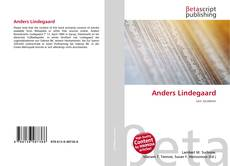 Bookcover of Anders Lindegaard
