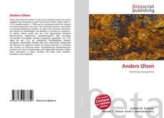 Capa do livro de Anders Olsen