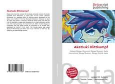 Capa do livro de Akatsuki Blitzkampf