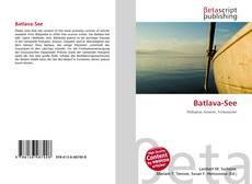 Buchcover von Batlava-See