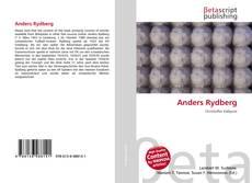 Anders Rydberg的封面