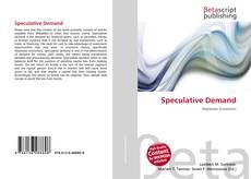 Portada del libro de Speculative Demand