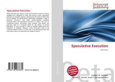 Capa do livro de Speculative Execution