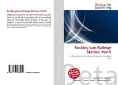 Bookcover of Rockingham Railway Station, Perth