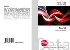 Bookcover of Ananel