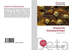 Portada del libro de Analytische Sozialpsychologie
