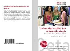 Universidad Católica San Antonio de Murcia的封面