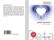 Capa do livro de Anderl Heckmair