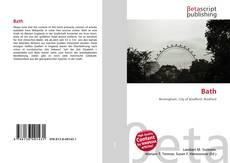 Bookcover of Bath