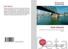 Bookcover of Bath (Maine)