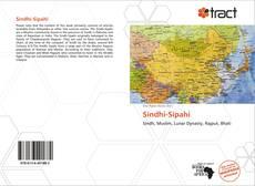 Capa do livro de Sindhi-Sipahi