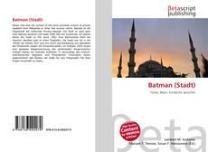 Batman (Stadt) kitap kapağı