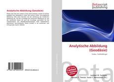 Bookcover of Analytische Abbildung (Geodäsie)