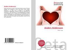 Capa do livro de Anders Andersson