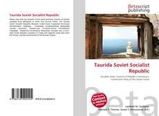 Couverture de Taurida Soviet Socialist Republic