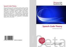 Copertina di Speech Code Theory